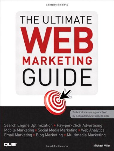 The Ultimate Web Marketing Guide 9780789741004