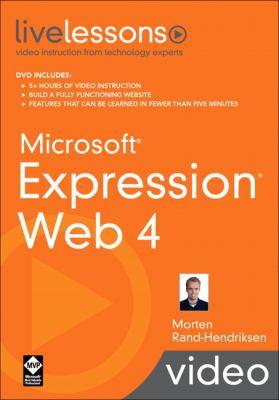 Microsoft Expression Web 4 Livelessons
