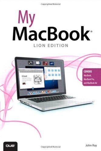 My MacBook, Lion Edition 9780789748324