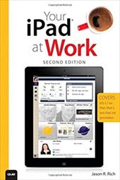 Your iPad at Work, 2/e, can help any businessperson harness the newest iPad's immense power to become more productive and effective - quickly, easily, and without technical hassle. Organized into quick, simple, step-by-step instructions focused on business-specific iPad skills and tools, it's packed with instant solutions for managers, entrepreneurs, consultants, and freelancers alike. Jason Rich begins by helping business users and company decision-makers choose the right iPad to purchase, and then configure it to their business requirements. He walks through setting up email accounts, syncing calendars and schedules, connecting to corporate networks, and more. Next, he turns to the growing array of high-value, low-cost iPad business apps,