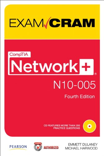 CompTIA Network+ N10-005 Authorized [With CDROM] 9780789749055