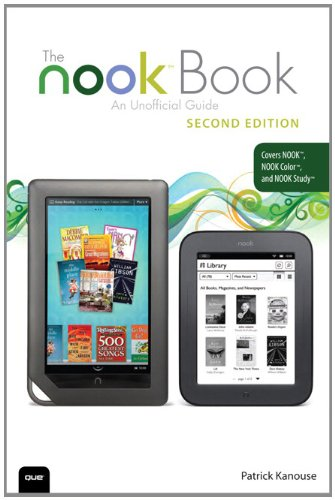 The Nook Book: An Unofficial Guide 9780789749086