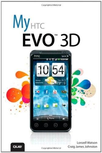 My Htc Evo 3D 9780789749093