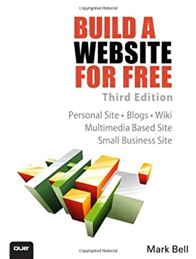 Build a Website for Free 9780789750235