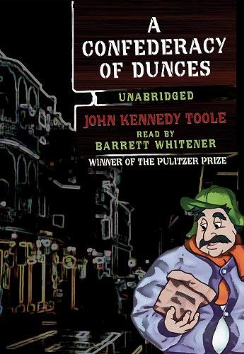 A Confederacy of Dunces 9780786183104