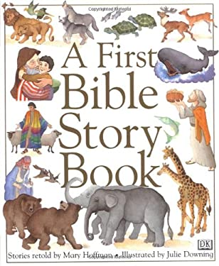 A First Bible Story Book 9780789415554