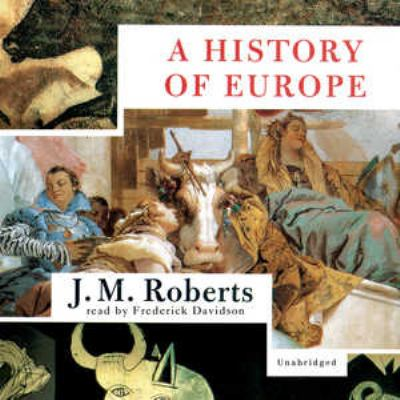 A History of Europe 9780786190065