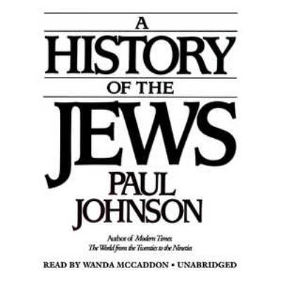 A History of the Jews 9780786160501