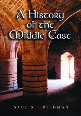 A History of the Middle East 9780786423569