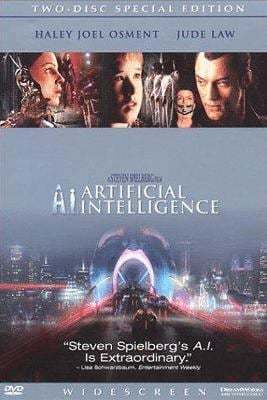 A.I.: Artificial Intelligence 9780783265636