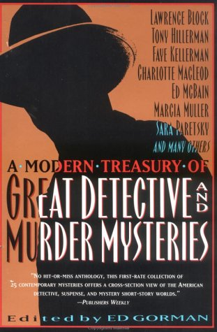 A Modern Treasury of Great Detective and Murder Mysteries 9780786703784