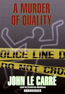 A Murder of Quality 9780786187058