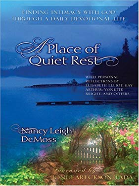 A Place of Quiet Rest 9780786277773