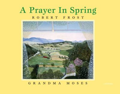 A Prayer in Spring 9780789324818