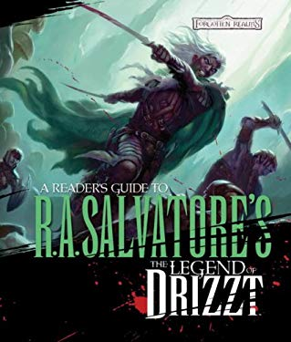 A Reader's Guide to the Legend of Drizzt 9780786949151
