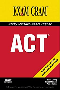 ACT Exam Cram 9780789734433