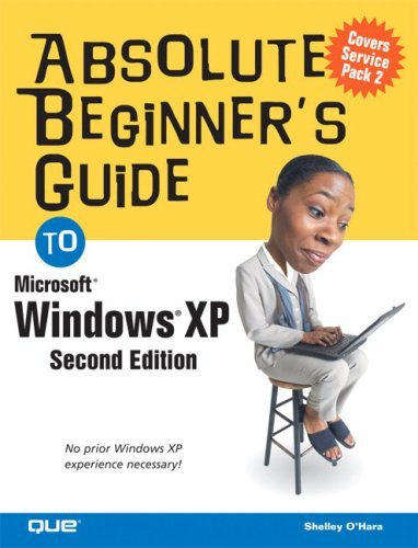 Absolute Beginner's Guide to Microsoft Windows XP 9780789734327