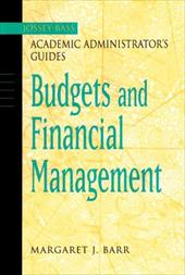 Academic Administrator's Guide to Budgets and Financial Management