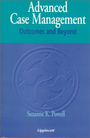 Advanced Case Management: Outcomes and Beyond 9780781722346