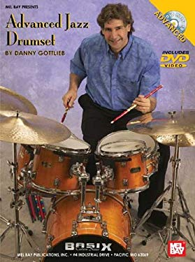 Advanced Jazz Drumset 9780786671618