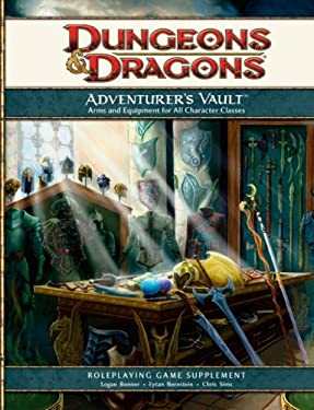 Adventurer's Vault: A 4th Edition D&d Supplement 9780786949786