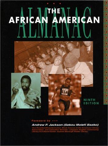 African American Almanac 9 9780787640200