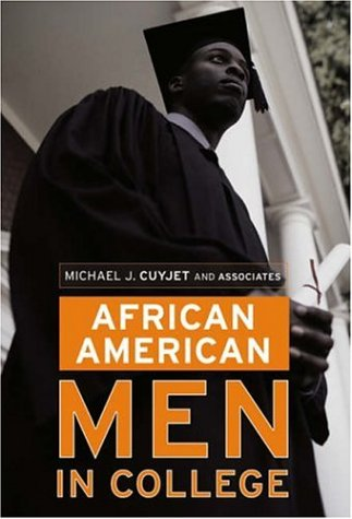 African American Men in College 9780787964603