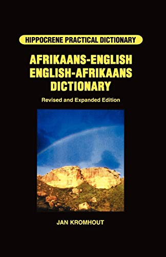 Afrikaans-English/English-Afrikaans Practical Dictionary 9780781808460