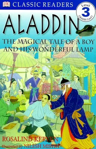 Aladdin: And Other Tales from the Arabian Nights 9780789453891