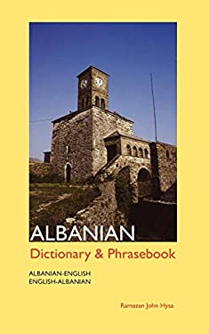 Albanian-English/English-Albanian Dictionary and Phrasebook 9780781807937
