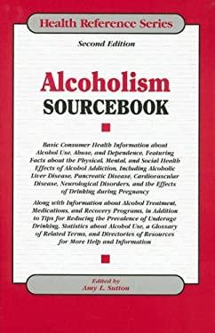 Alcoholism Sourcebook 9780780809420