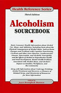 Alcoholism Sourcebook 9780780811416
