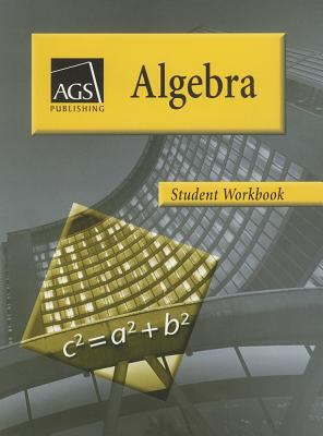 Algebra Student Workbook 9780785435693