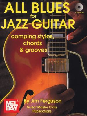 All Blues for Jazz Guitar [With CD] 9780786631285