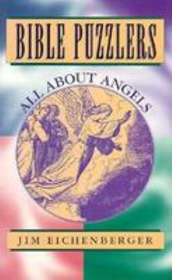 All about Angels: Bible Puzzlers 9780784705889