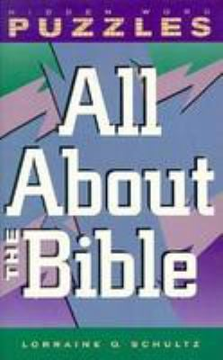 All about the Bible: Hidden Word Puzzles 9780784705872