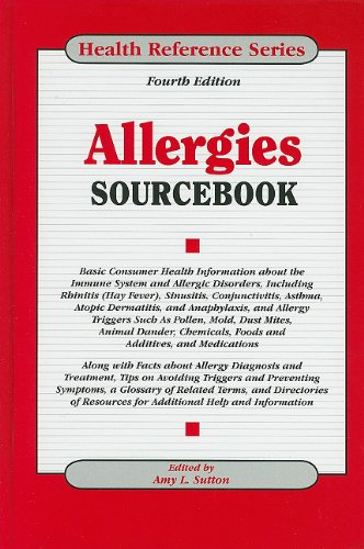 Allergies Sourcebook 9780780811447