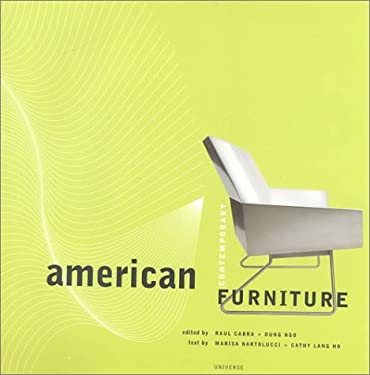 American Contemporary Furniture 9780789304353