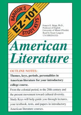 American Literature 9780786137695