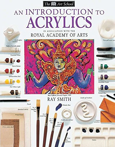 An Introduction to Acrylics 9780789432872