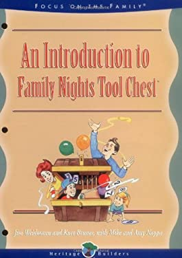 An Introduction to Family Nights: Family Night Tool Chest, Book One 9780781400961
