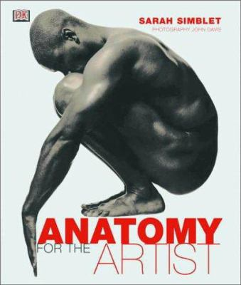 Anatomy for the Artist 9780789480453