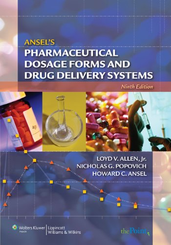Ansel's Pharmaceutical Dosage Forms and Drug Delivery Systems [With Access Code] 9780781779340