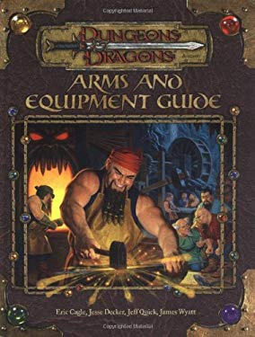 Arms & Equipment Guide: Dungeons & Dragons Accessory 9780786926497