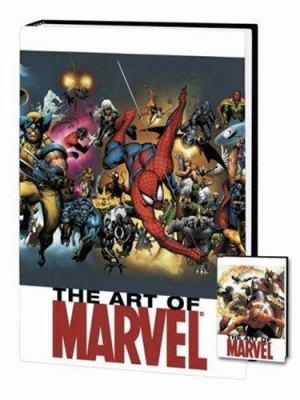 Art of Marvel Comics - Volume 2 9780785113614