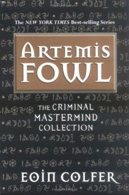 Artemis Fowl: The Criminal MasterMind Collection 9780786848690