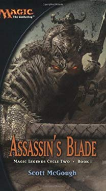 Assassin's Blade 9780786928309