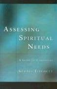 spritual needs assessment Spritual needs assessment to create a healing environment for our patients, and provide a holistic care, a spiritual to create a healing environment for our patients, and provide a.