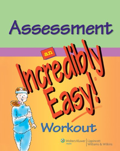 Assessment: An Incredibly Easy! Workout 9780781783040