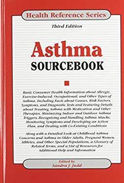 Asthma Sourcebook 9780780812246